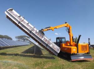 Matériel de nettoyage des centrales au sol (1)