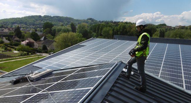 Commande robot nettoyage Solarwash