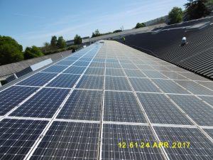 nettoyage panneaux solaires eau pure SOLARWASH